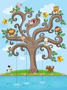 pesca-in-un-albero