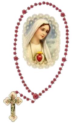Resultado de imagen para El Rosario para la conversión del occidente materialista