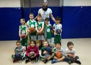 minibasket squadra
