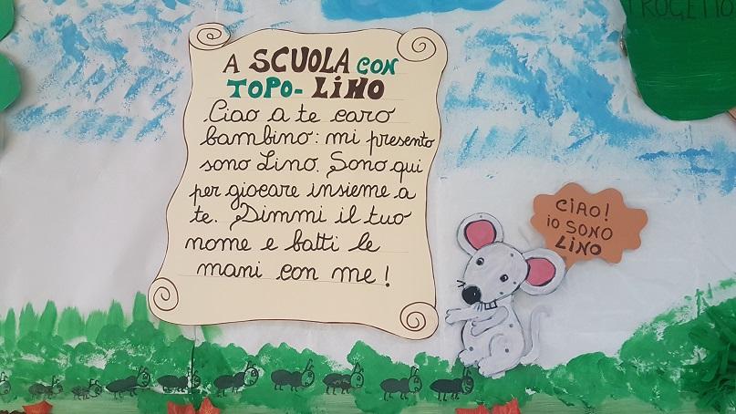 a scuola con Topo...Lino! (2)